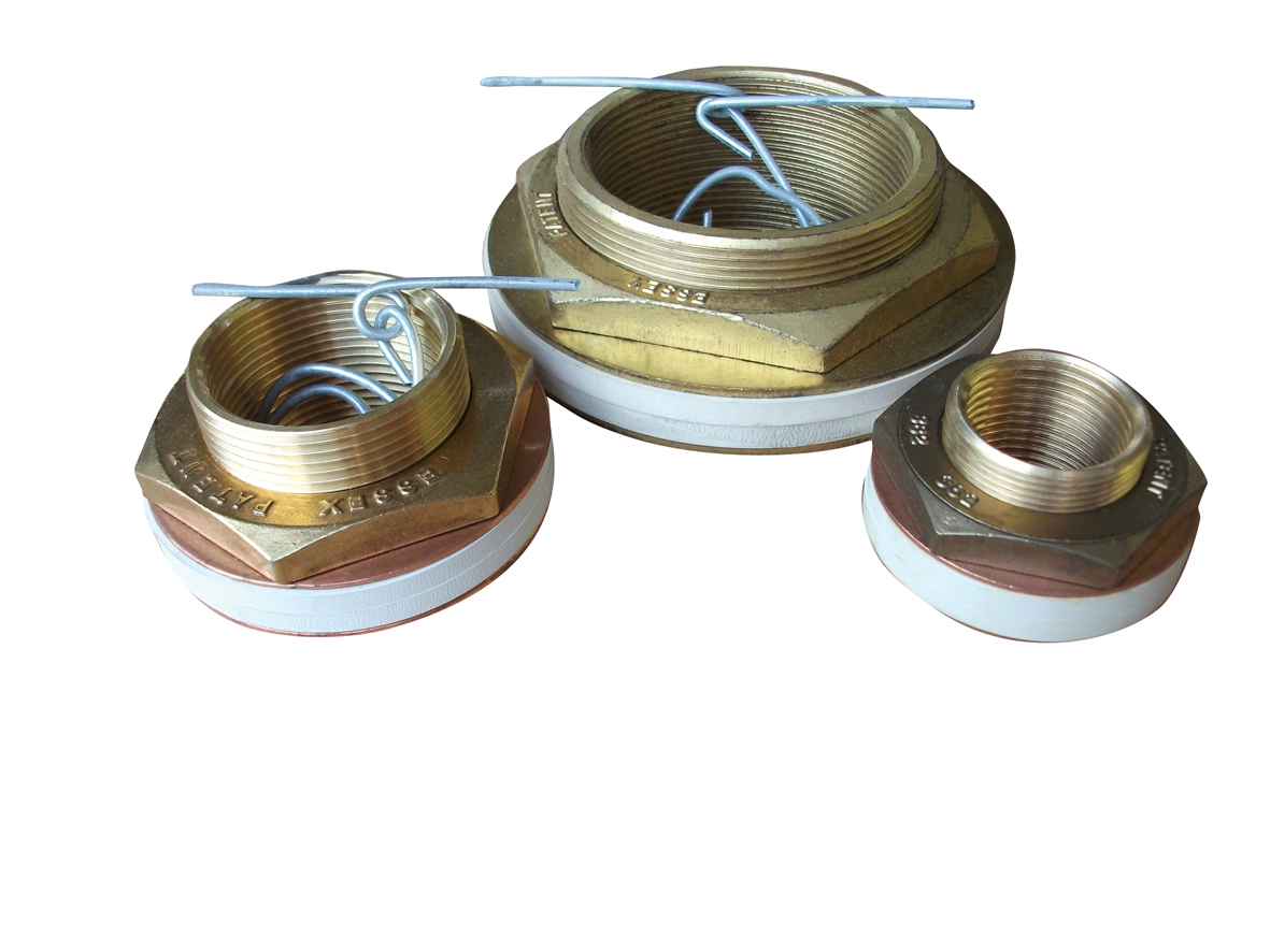 E1/R.1 Essex Flange BSP Female - 1 inch
