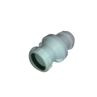 In Line Overflow Compression Fitment - 28mm - 1 inch