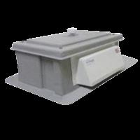 Retro-fit raised float valve housing type 5 to suit Multiple Equilibrium float valves.Large Aylesbury Keraflo Valves.
