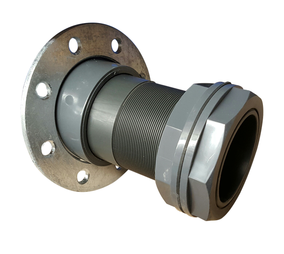 FTCBN.2.5.LO  Flanged Tank Connector 2.5 inch