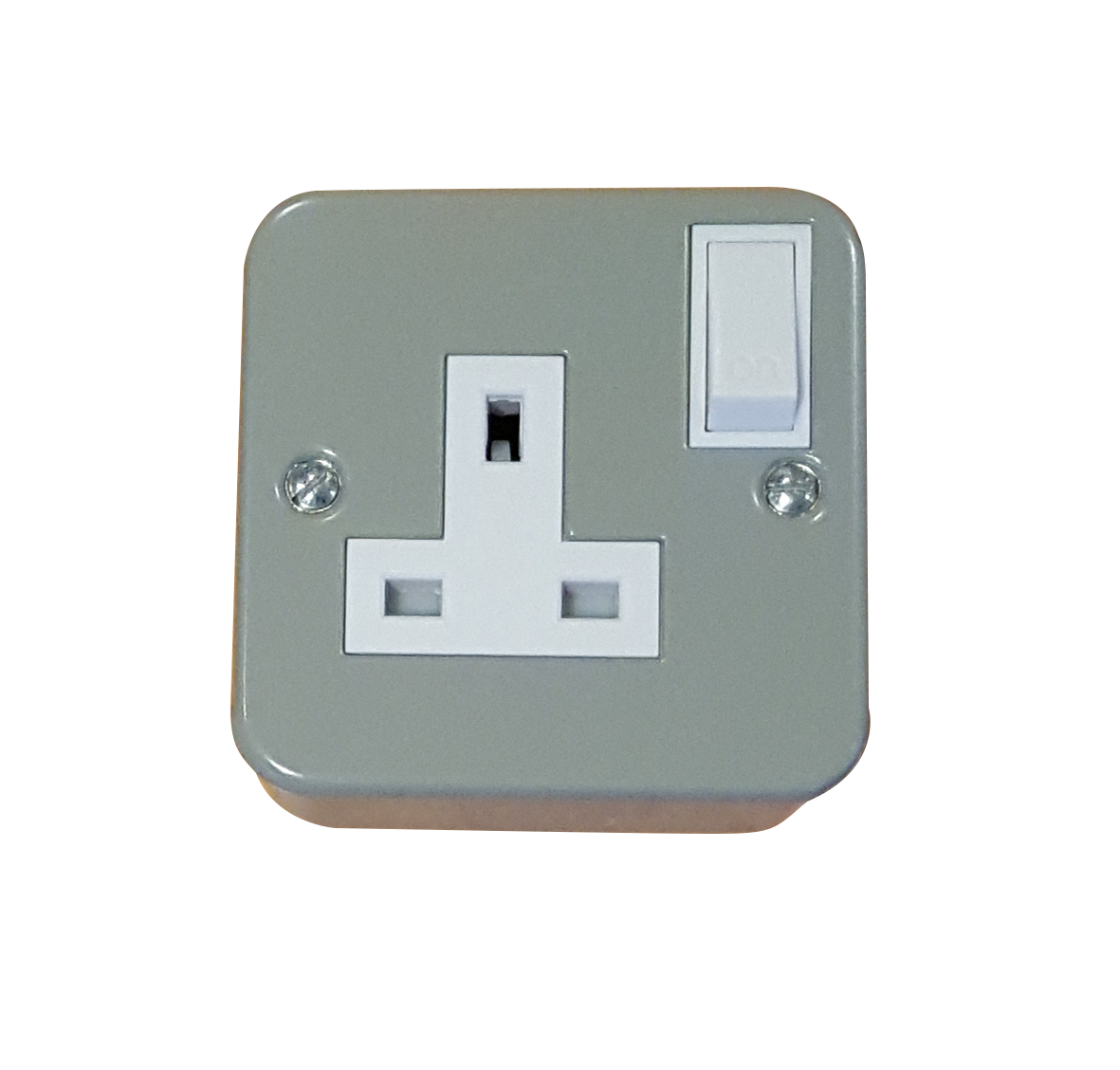 Metal Clad Single Socket