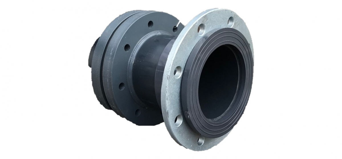 FTCFF.8.0.LO Flanged Tank Connector  8 inch