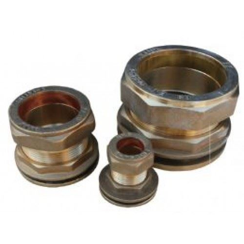 Compression Tank Connector - 35mm