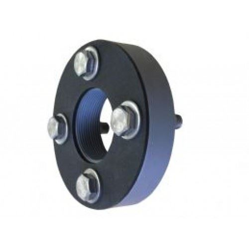 PVC BSP Female Mounting Flange - 2 1/4 inch